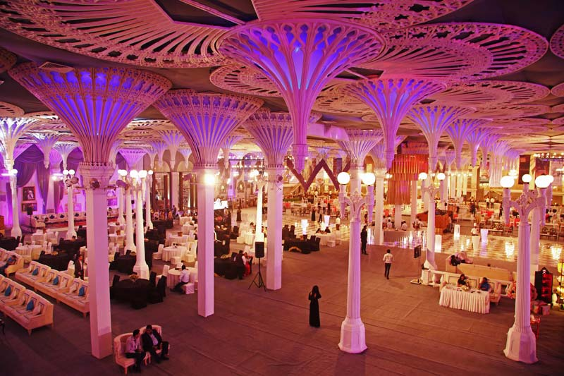 Wedding planners in india wedding organisers for Decoration job in mumbai
